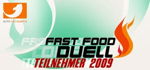 Fast Food Duell 2009